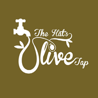 The Hat's Olive Tap logo